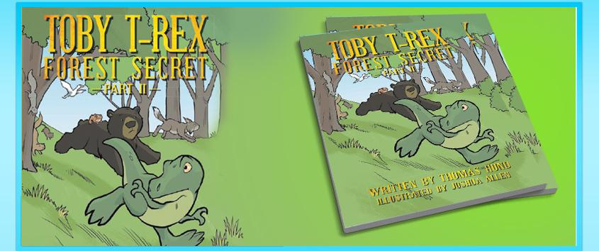 Toby T-Rex : Lightning Strikes